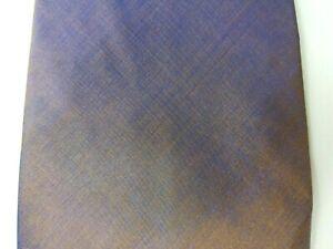 Kinzzmann Mens Purple Solid Plain Satin Necktie Tie New