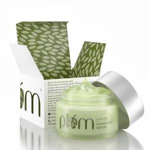 Plum Green Tea Renewed Clarity Night Gel 50ml Oily & Acne Prone Skin Skin Care