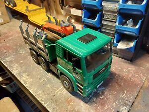 Bruder man log truck