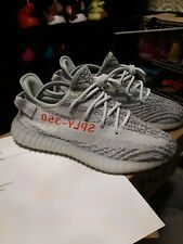 573889db Authentic w/ receipt YEEZY 350 V2 BLUE TINT sz 9 stockx zebra frozen beluga  red