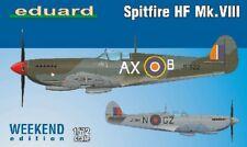 Eduard Models Edu7449 1/72 Spitfire Hf Mk Viii Aircraft (Weekend Edition)