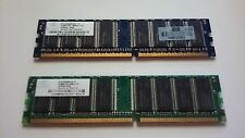 1Gb (2x512Mb) DDR400 (PC3200) 184-pin RAM