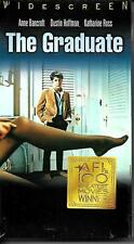 The Graduate ~ Dustin Hoffman / Anne Bancroft ~ (Vhs 1998) New Sealed!