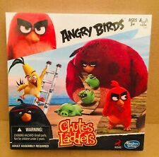 Angry Birds-Chutes and Ladders Board Game NIP! Family Fun!!