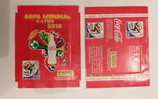 PANINI WM 2010 WORLD CUP  COCA COLA COLOMBIA VERSION  - NO RUSSIA 2018