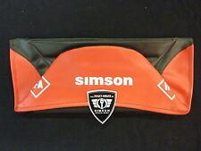 Simson Sitzbank Sitzbezug Bezug S51 Rot Strukturiert 2takt-wilke.de Tuning