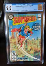 DARING NEW ADVENTURES OF SUPERGIRL #1 ( DC 1982 ) CGC 9.8 MT/NM Origin retold.