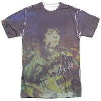 Authentic Syd Barrett of Pink Floyd Title Sublimation Allover Front T-shirt top