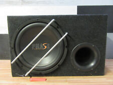 PHASE Linear BASSKISTE Kiste Box Highgrade 12V Subwoofer 500Watt 4Ohm + TOP!