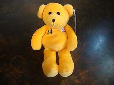Nolan Ryan Bear---5714K---Express To Cooperstown--Serial #07539/36000--With Case