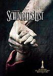 Schindlers List DVD 1993