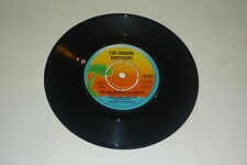 "The Gibson Brothers-Que sera mi vida (si vous devriez aller) - 1979 UK 7"" SINGLE"