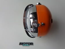 OSSA TRIAL HEADLIGHT ORANGE 250 AND 350 cc.