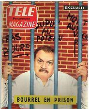 B7- Télé Magazine N°284 Bourrel en prison,Eurovision