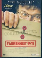 2 DVDS ZONE 2 DOCUMENTAIRE COLLECTOR--FAHRENHEIT 9/11--MICHAEL MOORE