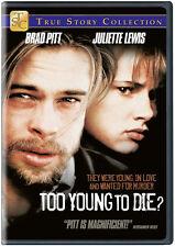 Too Young To Die? - Brad Pitt, Juliette Lewis  (Brand New/Region 1/DVD)