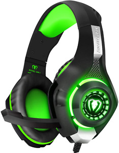 Pro Gaming Headset With Mic Xbox One Wired Ps4 Headphones Microphone Beats