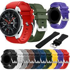 Reloj Pulsera banda De Silicona Deportivo Reloj de Pulsera Correa Para Samsung Galaxy 46mm