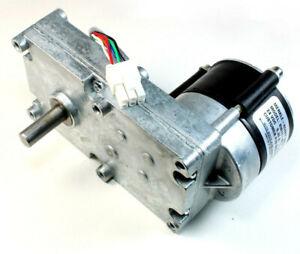 NEW Merkle-Korff Gear Motor, Models: S3611-87C, #94200089, 24VDC .35A, 7.2RPM