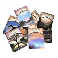 Magic Oracle Cards Earth Magic Read Fate Tarot 48-card Deck Guidebook Set 2019