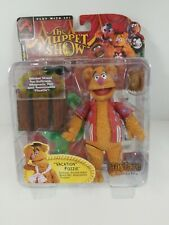 2002 The Muppet Show Vacation Fozzie Red Shirt TOYFARE  Exclusive!