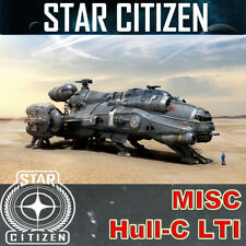 Star Citizen MISC Hull C - Lifetime Insurance  (Concept Sale)