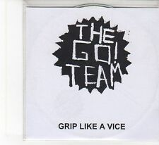 (FB706) The Go! Team, Grip Like A Vice - 2007 DJ CD