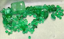 Mixed Emeralds 17.23ct natural loose gemstones