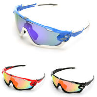 Mens Polarized Lens Glasses Aviator Driving Sunglasses UV400 Sports Cool Eyewear