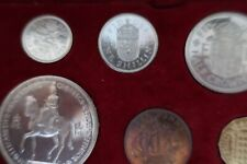 More details for 1953 queen elizabeth ii proof coin set