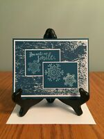 Any Occasion Winter Stampin' Up Handmade Greeting Card