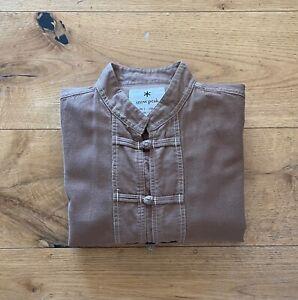 Snow Peak Shirt - Small - Good Condition - RRP £220