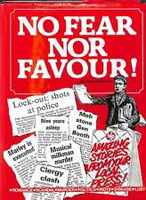 No Fear Nor Favour!, Robert Perrin, Good Condition Book, ISBN