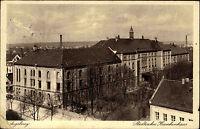 Augsburg Bayern alte Ansichtskarte 1938 Blick auf das städtische Krankenhaus