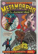Metamorpho the Element Man # 6 strict NM-  1st   appearance Achille Le Heele