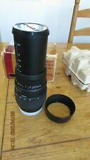 Sigma 70 - 300mm F4-5.6 DL Macro Super Minolta AF Fit - USED Fully Working