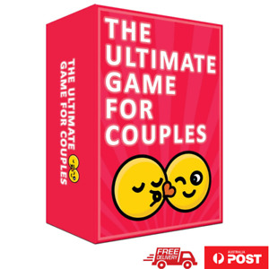 The Ultimate Game for Couples - Perfect Game for Couples Fun AU Stock