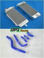 for Suzuki RM-Z250/RMZ250 2005 2006 aluminum alloy radiator &  hose