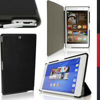 Cuir PU Housse Smart Cover pour Sony Xperia Z3 Tablet Compact Support Case Cover