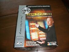DVD DEAL OR NO DEAL Game  ---  NEW IN BOX
