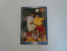 Carte panini - Official Football Cards 1995 - N°086 - Lyon - Manuel Amoros