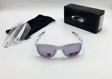 Oakley Crossrange R Men's Shiny White Sunglasses, PRIZM™ SNOW Lens OO9359-0557