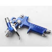 H2000 HVLP Mini Spray Gun Kit Gravity Feed Auto Car Detail Touch Up Paint
