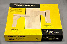 HO Alexander Models #DS-34 Hoosac Tunnel Portal, New, Cast Hydrocal, Very Rare
