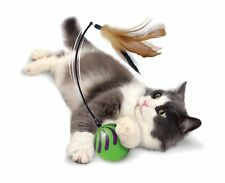 Interactive Feather Whirl Electronic Motion Toys Cat Play Toy As Seen On TV