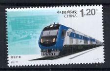 Cina 2006 Mi. 3816 Nuovo ** 100% 1.20 Y, Treno, ferrovia