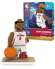 ANDRE DRUMMOND #0 DETROIT PISTONS OYO MINIFIGURE 1 OF 500 MADE BRAND NEW