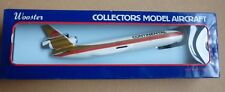 Wooster Collectors Model Aircraft. Continental DC-101:250 Scale