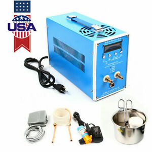 ZVS Induction Heater Induction Heating Machine Metal Melting Furnace Weld 2500W