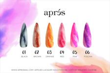 Apres Art Ink Collection Artisté Set 1   #412025 6 colores